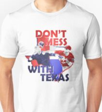 Texas Rangers Punch Unisex T-Shirt