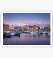Hobart Sunrise Sticker