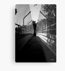 To the Other Side Metal Print