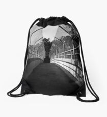 To the Other Side Drawstring Bag
