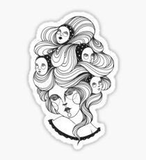 Sleepers Sticker