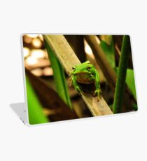 Tree Frog Laptop Skin
