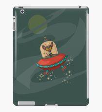 Galaxy Cat - Lost in Space iPad Case/Skin