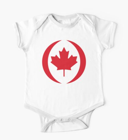 Canadian Patriot Flag Series 1.0 Kids Clothes