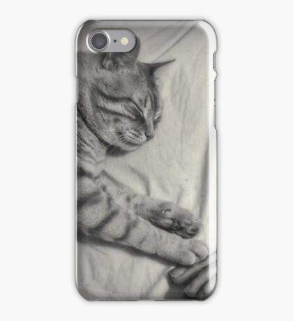 Life is Better With a Cat iPhone Case/Skin