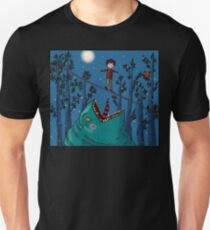 The Tightrope Walker Unisex T-Shirt