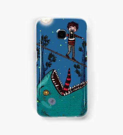 The Tightrope Walker Samsung Galaxy Case/Skin