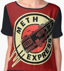 Meth Express Women's Chiffon Top