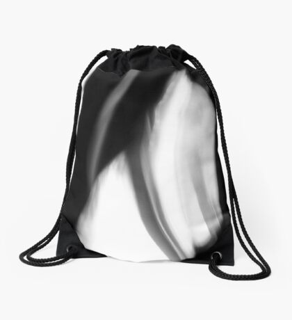 Caged and Abused Drawstring Bag