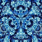 Blue Threeway by Hugh Fathers