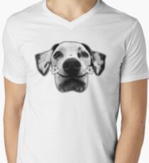 Dalí as Dalí T-shirt Men's V-Neck T-Shirt