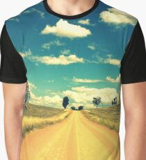 Dirty Back Road Graphic T-Shirt