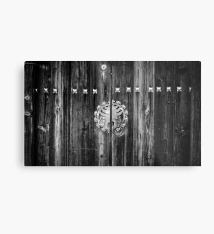 Opportunity's at The Gate Metal Print