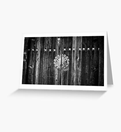 Opportunity's at The Gate Greeting Card