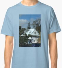 Doubtless Bay Architecture New Zealand Classic T-Shirt