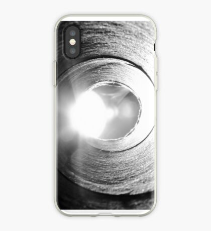 Hidden and Afraid iPhone Case