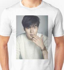 Handsome Lee Min Ho 3 Unisex T-Shirt