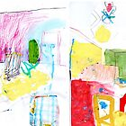 two interior views by Shylie Edwards