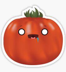 Shocked Heirloom Tomato Sticker