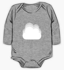 Cloud(s) Long Sleeve Baby One-Piece