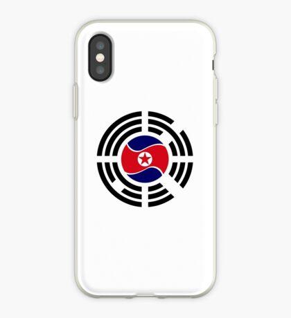 Korean Unity Flag  iPhone Case