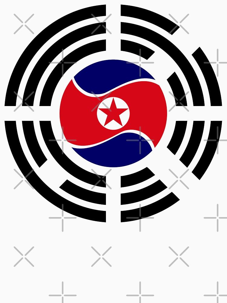 Korean Unity Flag  by carbonfibreme