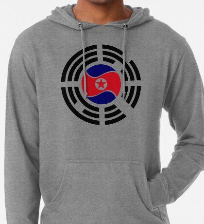 Korean Unity Flag  Lightweight Hoodie