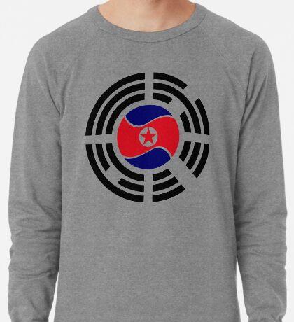 Korean Unity Flag  Lightweight Sweatshirt