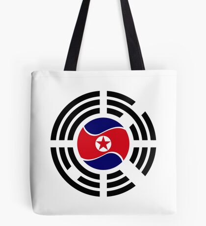 Korean Unity Flag  Tote Bag