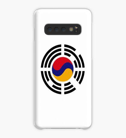 Korean Armenian Multinational Patriot Flag Series Case/Skin for Samsung Galaxy