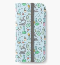 Biology and chemistry iPhone Wallet/Case/Skin
