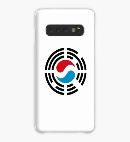 Korean Luxembourg Multinational Patriot Flag Series Case/Skin for Samsung Galaxy