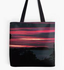 Dynamic Dawn Tote Bag