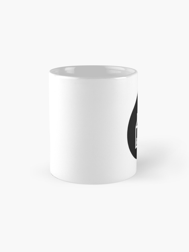 Alternate view of Milk - (Black) Mug
