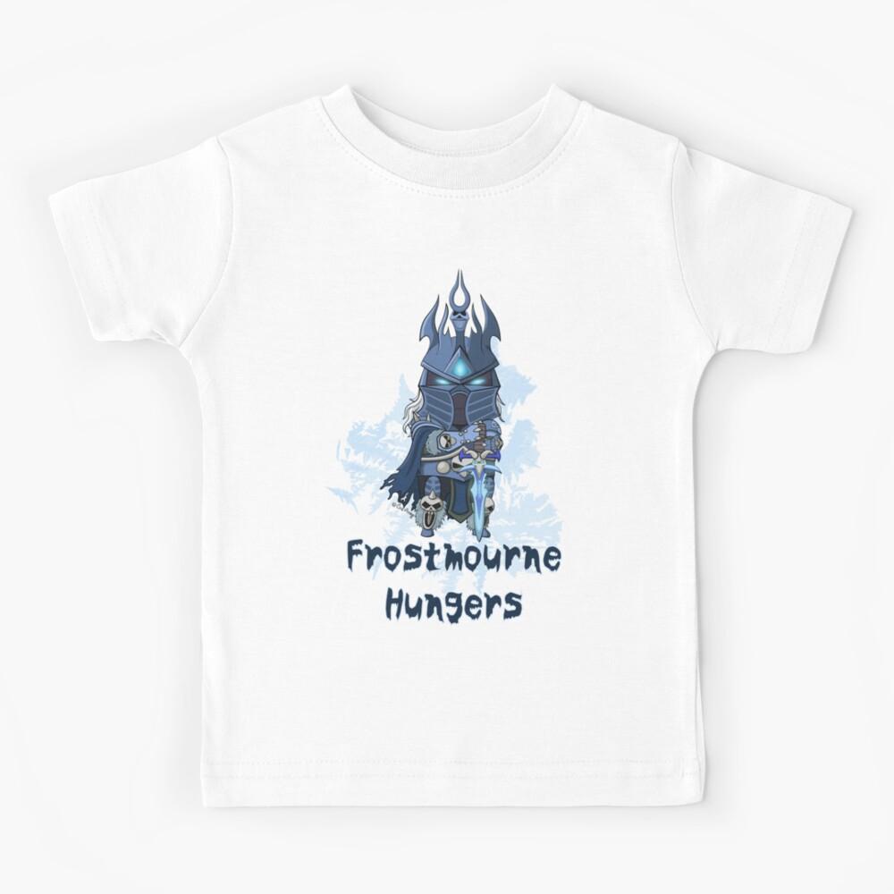 Frostmourne Hungers Kids T-Shirt
