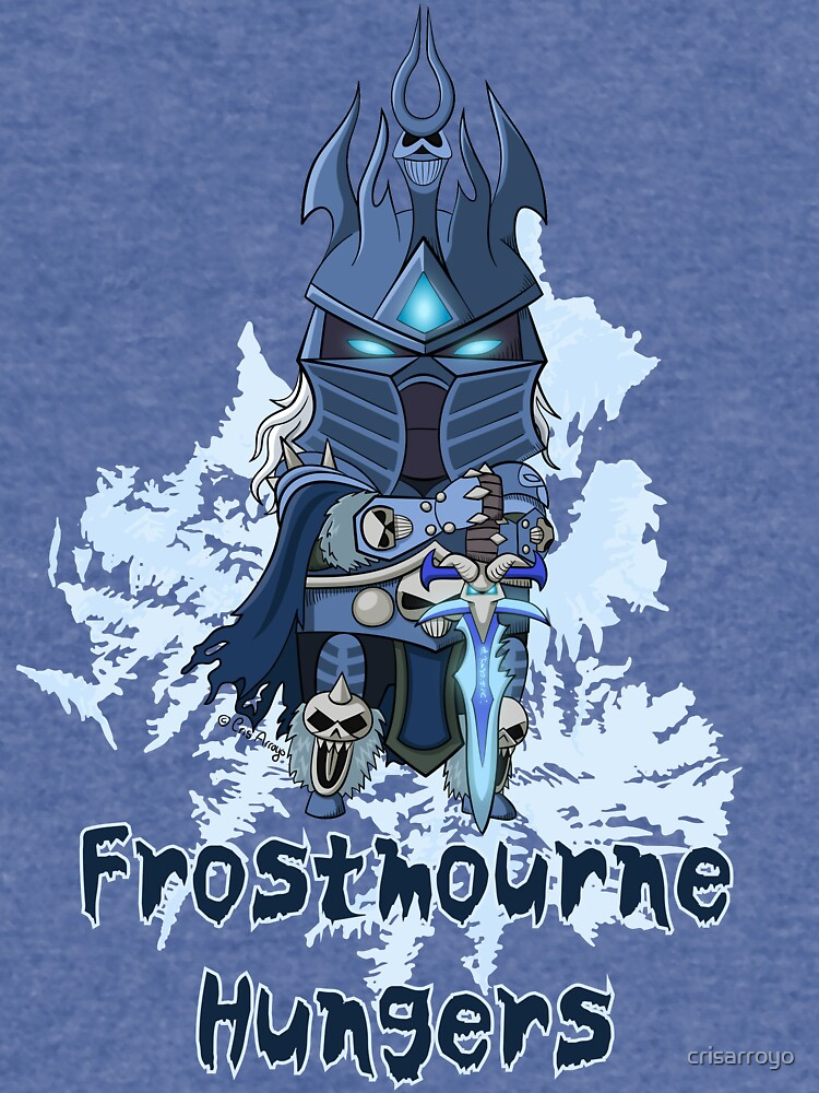 Frostmourne Hungers by crisarroyo
