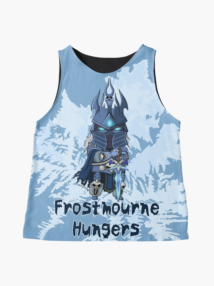 Alternate view of Frostmourne Hungers Sleeveless Top