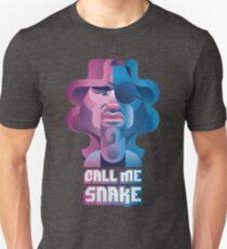 Snake Plissken (Escape From New York) T-Shirt
