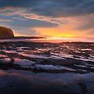 Gerringong Storm by Ken Boxsell
