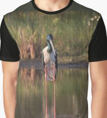 On Stilts Graphic T-Shirt