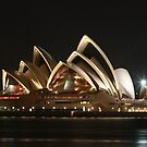 Sydney Opera House by Ken Boxsell