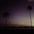 Purple Dusk by RichCaspian