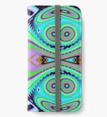 Caterpillar Moth Boogaloo  iPhone Wallet/Case/Skin