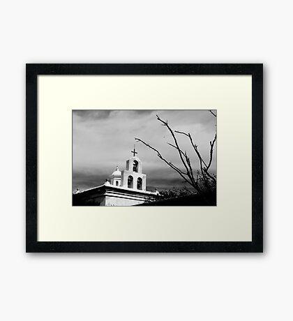 Mortuary Chapel Framed Print