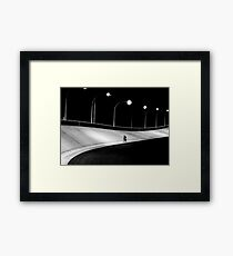 concrete_only 09 Framed Art Print