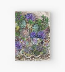 Succulents for sale Hardcover Journal