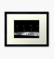 concrete_only 05 Framed Art Print