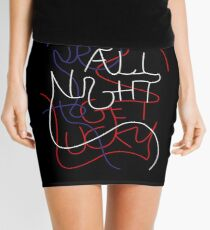 We're up all night to get lucky Mini Skirt