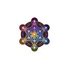 Metatron's Cube by Lilyas