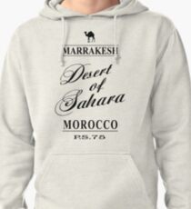 Marrakech - Morocco Pullover Hoodie